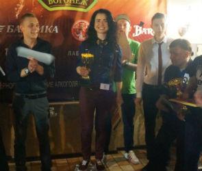 Лучшим барменом Воронежа стала девушка-математик