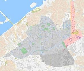 В Воронеже парковка на 52 улицах станет платной
