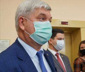 Воронежский губернатор подписал указ об ужесточении антиковидных ограничений