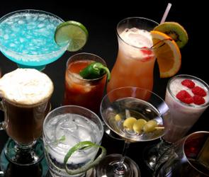 Рецепты охлаждающих напитков