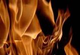 Под Павловском рейсовый автобус загорелся на ходу