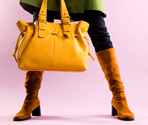 Модная обувь сезона осень – зима 2009 - 2010