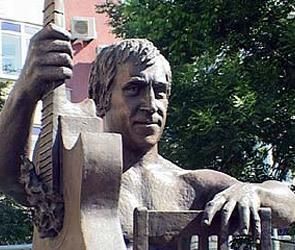 Высоцкого посадили на улице Карла Маркса
