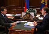 Гордеев пообещал вывести область в лидеры