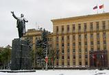 На площади Ленина снова появится каток