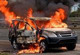 24-летняя хулиганка сожгла пять иномарок