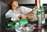 В Воронеже за новогодние праздники число запойных алкоголиков увеличилось на 30%