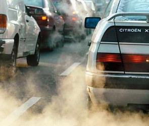 Воздух на улице Матросова загрязнен парами диоксида азота