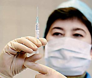 В Воронеж привезли вакцину против «свиного» гриппа