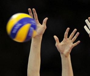 Волейболисты «Кристалла» провели домашние встречи