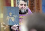 Рогозин выкупил для Воронежа антикварную икону