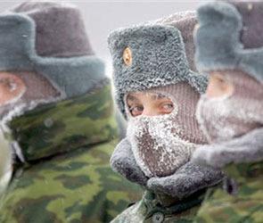 Российских офицеров переоденут в вязаные свитера