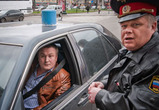 В Москве разогнали флешмоб автомобилистов
