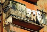В воронежской «хрущевке» обрушился балкон вместе с женщиной