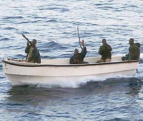 Российский танкер захватили сомалийские пираты