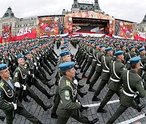 В Параде Победы на Красной площади примут участие четверо воронежских ветеранов