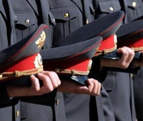 9 мая на улицы Воронежа вышли 2500 милиционеров