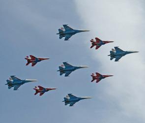 Воронежцы не увидели авиашоу из-за плохой погоды
