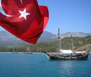 Российские туристы будут ездить в Турцию без виз