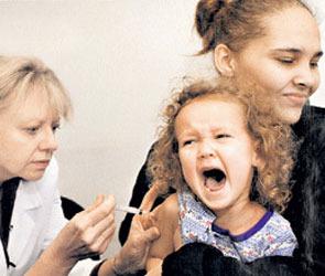 В Воронеже проводится дополнительная иммунизация детей от полиомиелита