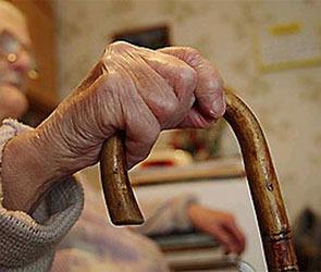 Под Воронежем грабители избили 80-летнюю старушку