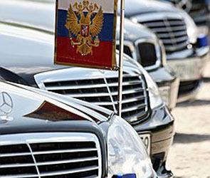 Медведев и Путин пересядут с «мерседесов» на отечественные «ЗИЛы»