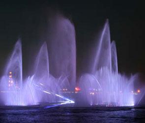 На Воронежском водохранилище появится фонтан