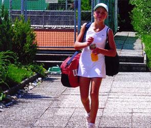 Воронежская теннисистка выиграла Евротур