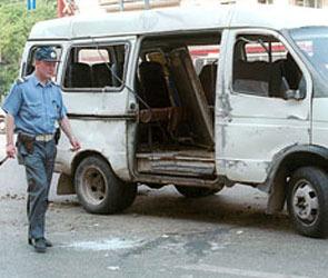 В Воронеже оштрафовали водителя разбитой маршрутки