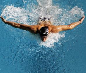 Воронежский пловец завоевал две медали на первенстве России в Волгограде