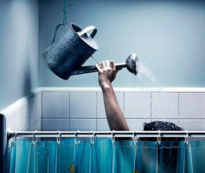 В июне горячую воду отключат в 773 домах Воронежа