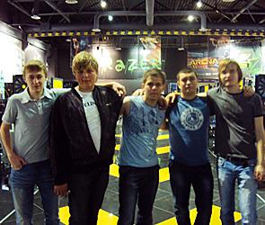 Лига Курск 2010 3 тур