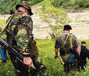 Спецслужбы поймали одного из лидеров кавказских боевиков