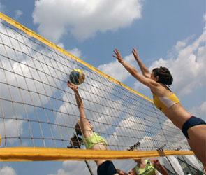 В Железнодорожном районе Воронежа появится площадка для пляжного волейбола