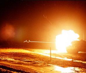 В России во время учебных стрельб погибли три танкиста
