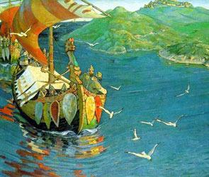 По Дону пройдут корабли с древнерусскими витязями