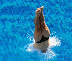 Воронежские прыгуны в воду выиграли юношеский чемпионат страны