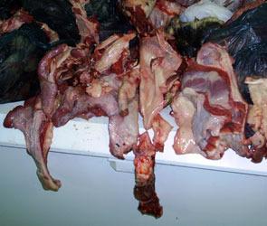 Мясо «с душком»
