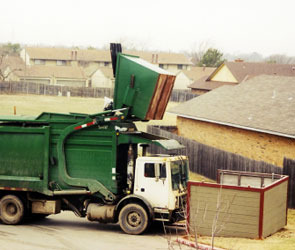 В Воронеже обновят мусорные контейнеры