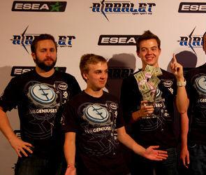 EG выиграли the ESEA-Invite LAN Finals!