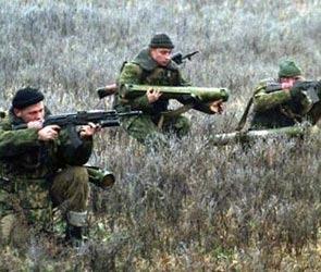 Двое российских военных ранены в бою с чеченскими бандитами