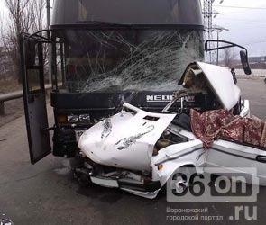 Подробности аварии с автобусом из «Селигера»