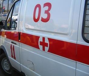 Автобус с людьми попал в ДТП в Новосибирской области