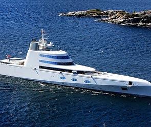 Самая обсуждаемая яхта в мире