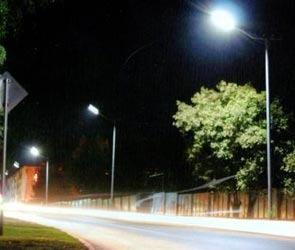 Во дворах Воронежа появится свет