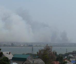 Пожары в Воронеже продолжаются, есть новые очаги возгорания (ВИДЕО)