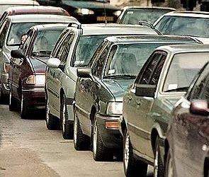 """В Воронеже по-прежнему перекрыта трасса """"Дон"""" в городе образовались большие пробки"""