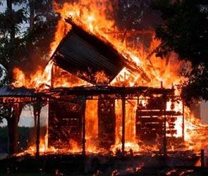 Борьба с пожарами в Воронеже продолжается