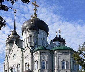 К тушению пожаров в Воронеже привлечена церковь
