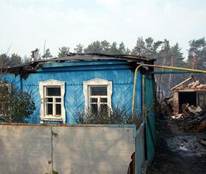 В России из-за природных пожаров погибли 34 человека